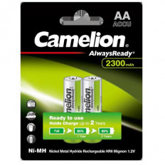 1.2V 2300mAh AA ΜΠΑΤΑΡΙΑ NiMH ΕΠΑΝΑΦΟΡΤΙΖΟΜΕΝΗ CAMELION
