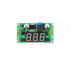 STEP DOWN IN 4-40V OUT 1.3-37V 2A ΜΕ DISPLAY
