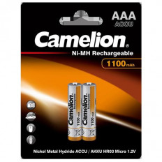 1.2V 1100mAh AAA ΜΠΑΤΑΡΙΑ NiMH ΕΠΑΝΑΦΟΡΤΙΖΟΜΕΝΗ CAMELION
