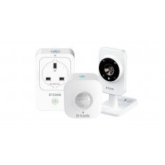 DCH 100K SMART HOME HD STARTER KIT D-LINK