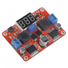 DC - DC AUTOMATIC STEP DOWN STEP UP MODULE CONVERTER 3A ME DISPLAY