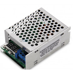 DC - DC STEP UP CONVERTER MODULE WITH DISPLAY 8A 150W