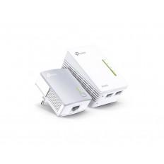 TL WPA4221KIT AV600 WiFi POWERLINE EXTENDER STARTER KIT